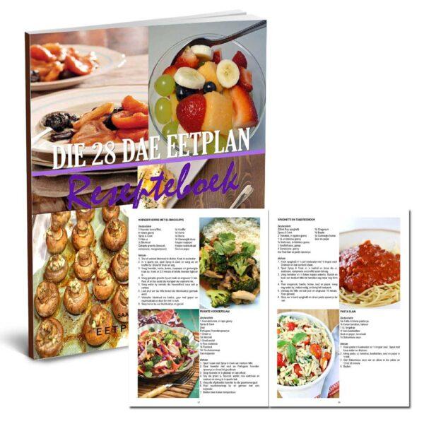 Die 28 Dae Dieet Resepteboek Deel 1
