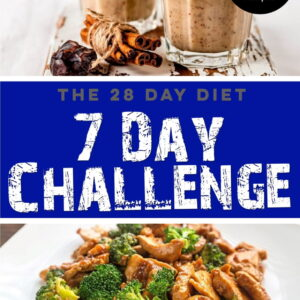 The 28 Day Diet 7 Day Challenge (PDF)