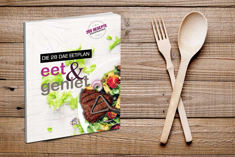 Eet & Geniet Resepteboek is Terug!
