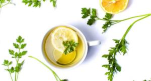 5 Voordele van Pietersiele Tee (plus resep)
